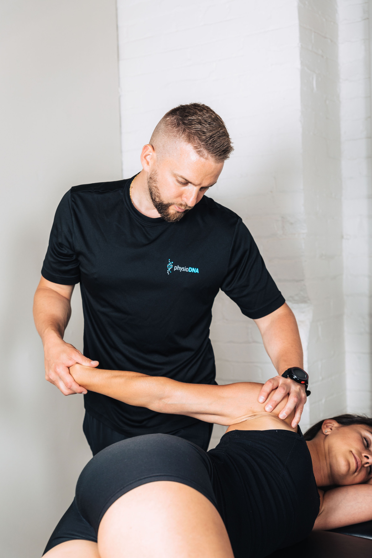 Chiropractic slide