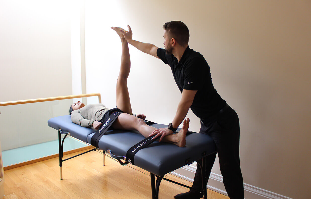 Fascial Stretch Therapy slide