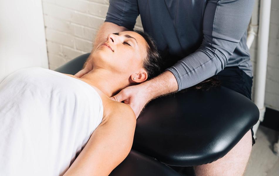 Massage Therapy slide