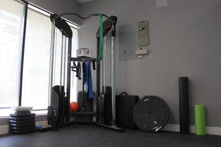 Exercises Area